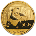 1 oz Chinese Gold Panda prices
