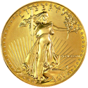 1 oz. American Gold Eagle prices