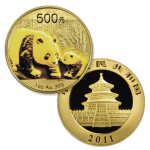 1 oz. Chinese Gold Panda prices